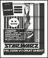 Réservation STAR WARZ PRESENTS