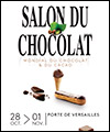 Réservation SALON DU CHOCOLAT PARIS