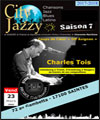 Réservation CONCERT CITYJAZZY - CHARLES TOIS