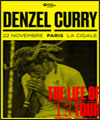 Réservation DENZEL CURRY