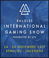 BALOISE INTERNATIONAL GAMING SHOW