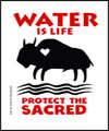 Réservation DECOLONIZE AMERICA WATER IS LIFE