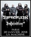 Réservation SEPTICFLESH + INQUISITION