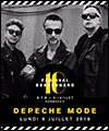 Réservation THE DAY AFTER : DEPECHE MODE