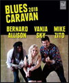 Réservation BLUES CARAVAN 2018
