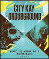 Réservation CITY KAY + ONDUBGROUND