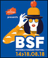 Réservation BRUSSELS SUMMER FESTIVAL 2018