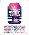 Réservation LE PASSAGE MUSIC FESTIVAL - PASS 2J
