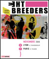 Réservation THE BREEDERS