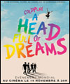Réservation COLDPLAY - A HEAD FULL OF DREAMS