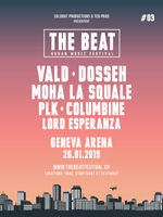 THE BEAT#03 - URBAN MUSIC FESTIVAL