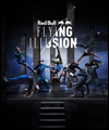 R�servation RED BULL FLYING ILLUSION