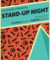 Réservation STAND UP NIGHT
