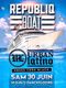 REPUBLIQ BOAT