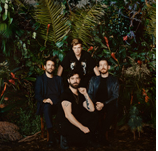Pop-rock/Folk FOALS (UK) LAUSANNE