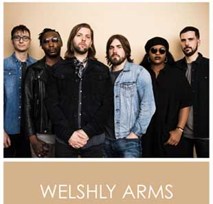 Pop-rock/Folk WELSHLY ARMS (US) LAUSANNE
