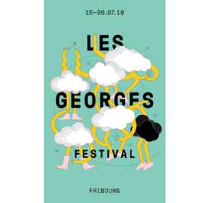 Pop-rock/Folk LES GEORGES 2019 FRIBOURG