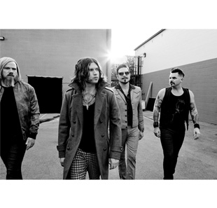 Pop-rock/Folk RIVAL SONS (US) LAUSANNE