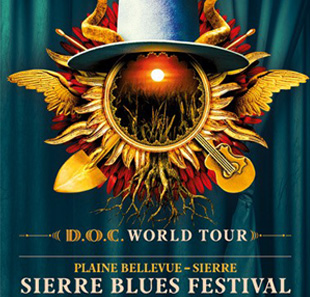 Blues/Country SIERRE BLUES FESTIVAL 13.06.2020 - ZUCCHERO and many more SIERRE